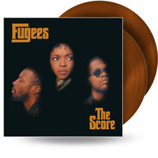 "Fugees : The Score VINYL 12"" Album Coloured Vinyl 2 discs (2018) ***NEW***"