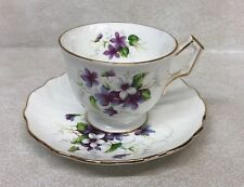 AYNSLEY, Fine English  Bone China  Teacup and Saucers