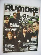 RUMORE RIVISTA #225 - ARCADE FIRE - ANTONY & THE JOHNSONS - ENSLAVED - SWANS