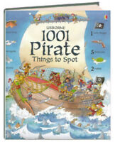 1001 Pirate Things to Spot by Rob Lloyd Jones (Hardcover)  FREE shipping $35