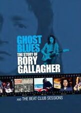 Ghost Blues: The Story of Rory Gallagher and the Beat Club Sessions [DVD] by Rory Gallagher (DVD, Sep-2010, 2 Discs, Eagle Rock (USA))