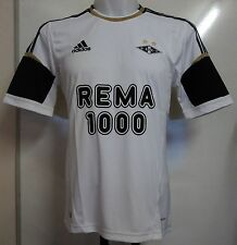 ROSENBORG BK 2012/13 HOME SHIRT BY ADIDAS ADULTS SIZE SMALL BRAND NEW WITH TAGS