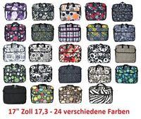 Notebooktasche 17,3 Zoll Tasche Case für Laptop Schultasche Notebook