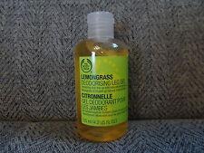 Body Shop Lemongrass Deodorising Leg Gel 125 ml