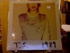 Taylor Swift 1989 2xLP sealed vinyl