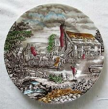 1980-Now Woods Ware Pottery Dinner Plates