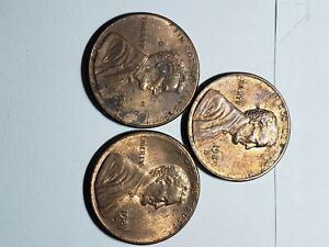 1985 Lincoln Memorial Us Error Penny Coins For Sale Ebay
