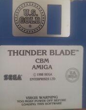Thunderblade (Commodore Amiga Diskette) (Sega 1988)