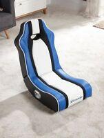 Used  X Rocker Chimera Gaming Chair - Blue GT70.