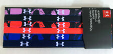 NEW! Under Armour Women's Multi-Color Graphic Mini Headbands-6 Pack
