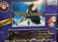 The Polar Express Lionel Ready To Play Train Set 2018
