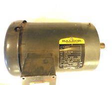 USED BALDOR VM3554T MOTOR 1.5 H.P