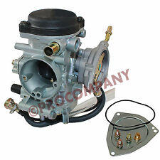 New Replacement Carburetor for Yamaha YFM250 YFM350 YFM400 YFM450 4 Stroke ATVs