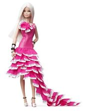 Pink In PANTONE Barbie® Doll 2011 Designer: Linda Kyaw MATTEL MINT