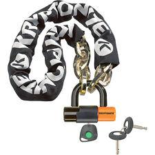 Kryptonite New York Fahgettaboudit Mini Bike lock Motorcycle with 3 keys