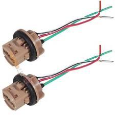 2pcs 7443 7440 992A 7440NA LED Bulb Brake Tail Signal Light Socket Harness Wire