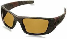 4c9e094af9248 Oakley Polarized Fuel Cell Silhouette Deer Sunglasses Camo Woodland