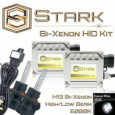 Stark 35W Bi-Xenon HID HiLo Headlight Mini Kit - H13 9008 - 6000K Diamond White