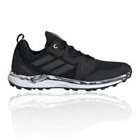 adidas Mens Terrex Agravic Trail Running Shoes Trainers Sneakers - Black Sports