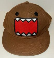 DOMO HAT NEW WITHOUT TAGS BROWN SIZE M/L ABOUT 7 INCHES GOOD FOR KIDS SIZE TO