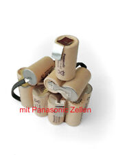 Akkupack zum Selbsteinbau für Hilti SFB185 SF180-A 18V 3Ah Panasonic Zellen NiMH