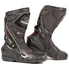 Richa Tracer EVO Waterproof Motorcycle Motorbike Sports Boot - Black 41