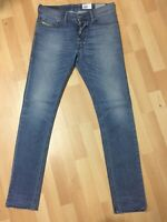 WORN MEN Diesel TEPPHAR Stretch Denim 0842H BLUE Slim W29 L32 H6 RRP£150