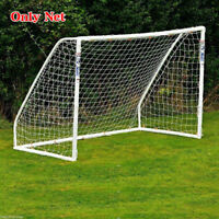 6x4FT Football Soccer Goal Post Net for Kids Practice Training Match Outdoor PE