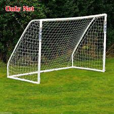 6x4FT Football Soccer Goal Post Net for Kids Practice Training Match Outdoor PE