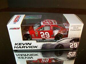 Kevin Harvick #29 Budweiser 2013 Chevrolet SS 1:64 Lionel RCR