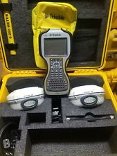 Trimble Dual R8 Model 3 Gps Glonass Rtk System Kit With Tsc3 Access 410 430mhz