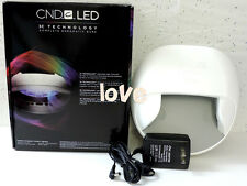 CND LED LIGHT Lamp 110v-240v Shellac Nail Dryer use Domestic and International