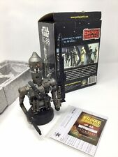 Star Wars Gentle Giant Mini Bust - Ig-88 - Esb Mint Rare #1856 Of 5000