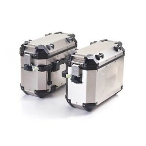 Triumph Tiger 900 Silver Expedition Panniers Kit A9500880
