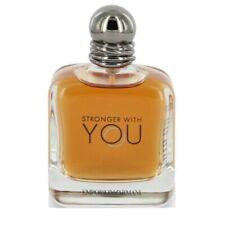 Emporio Armani Stronger With You by Giorgio Armani 3.4 oz Cologne for Men New