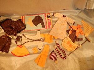 Vintage Sindy Doll Clothes Bundle