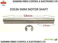 Rc Brushless D3536 5mm Replacement Shaft For DYS 910Kv Brushless Motor 54 X 5 UK