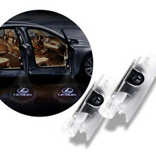 2 Wireless Led Car Door Ghost Shadow Lights Puddle Lamp for Lexus IS ES RX GS LS