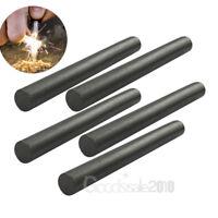 5 Huge 1/2x5 inch EDC Ferro Rod / Fire Starter Ferrocerium Flint Survival BOB