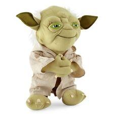Kuhu Creations Cute Master Yoda Plush Toys (18cm approx) Plush Pillowbuddy.
