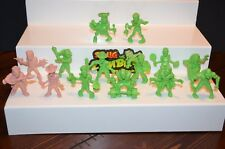 Huge Lot Of 14 JAKKS S.L.U.G. ZOMBIES Original Series 1 2 3 Figures Green Slug B