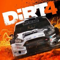 DiRT 4, PC Digital Steam Key, Same Day Email Delivery