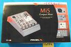table de mixage Mixer mélangeur audio PROEL Mi5 avec effet PROFEX EFFECT  TL134