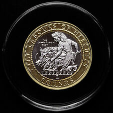 More details for gibraltar 2020 labours of hercules, the erymanthian boar two pound £2 coin