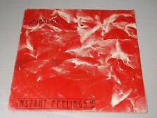 "Aerial Fx:   Instant Feelings  1982  UK     7""  Minimal Wave/Synth"