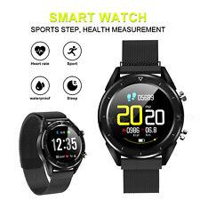 XGODY Smart Watch Waterproof ECG PPG Blood Pressure Health Monitor Men Women US