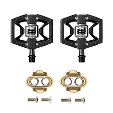 Crankbrothers Double Shot 3 Bike Pedals (Black/Black Pins)