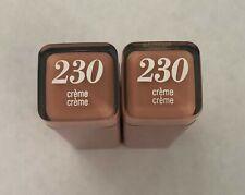 (2) Covergirl Colorlicious Lipstick, 230 Crème