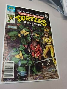 Teenage Mutant Ninja Turtles Adventures 1 Archie. Fantastic First Issue!!