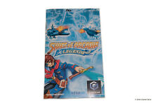 Skies of Arcadia Legends Nintendo Gamecube PAL MANUAL ONLY